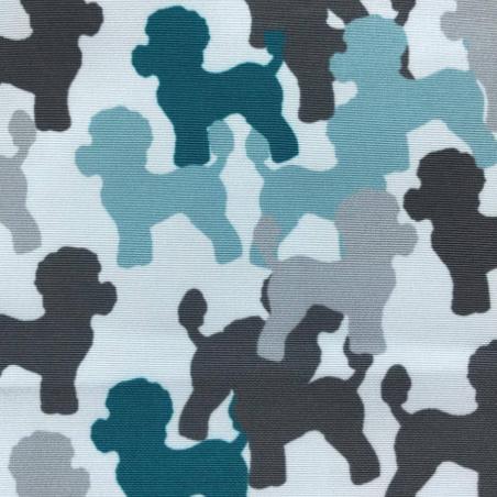 Poodle Blue